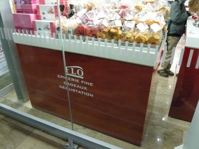 Kiosque de restauration Flo Prestige Paris