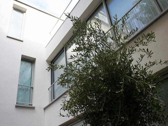 Construction neuve de logements collectifs