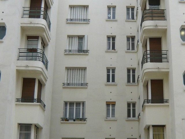 Ravalement de logements collectifs