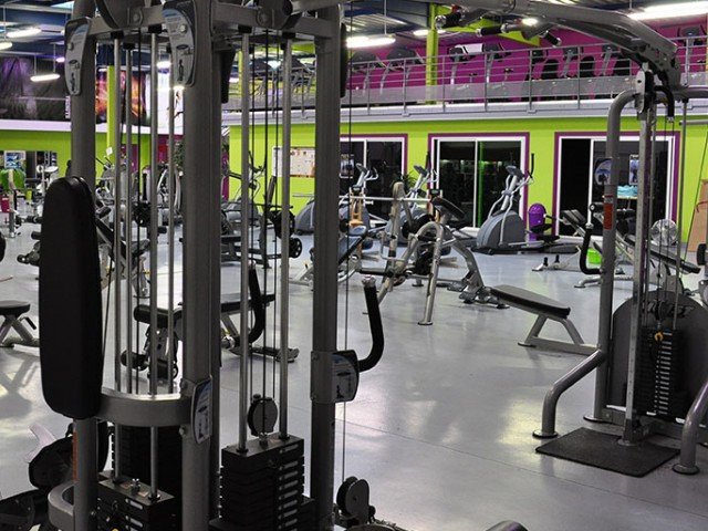 Salle de sport Bodyline