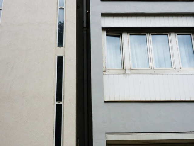 Renforcement structurel façade béton