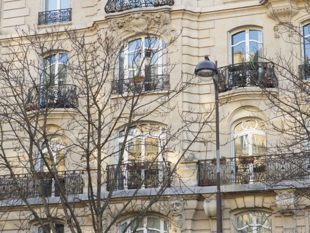 Ravalement de logements collectifs
