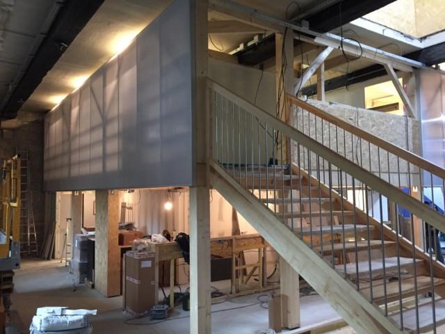 Salle de grimpe, restaurant et fitness Bodreaux