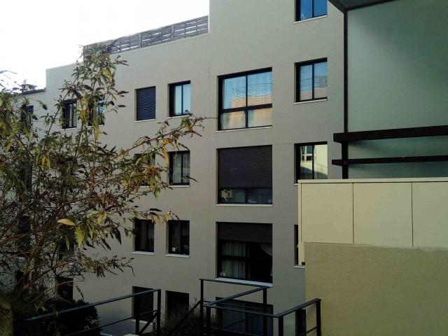 Ravalement d'un bâtiment à Sèvres (92)