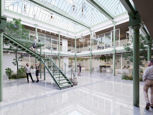 Rénovation de bureaux Paris
